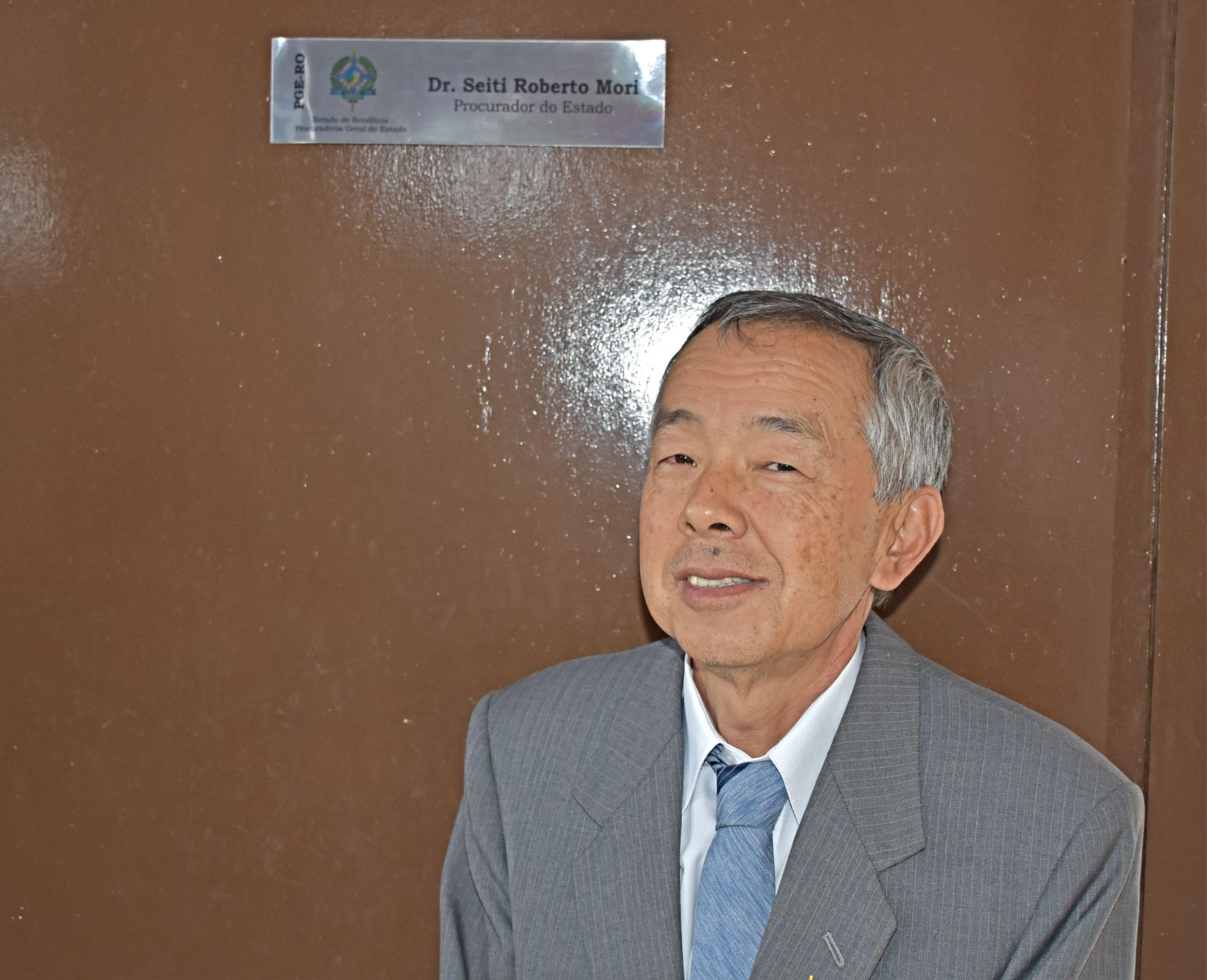 Seiti Roberto Mori: 28 anos dedicados à Regional de Vilhena.