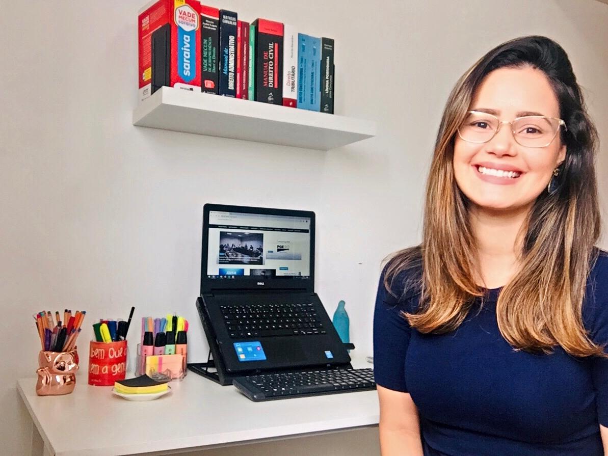 Camila Gulak D'Orazio: paciência para ensinar e prazer em aprender.