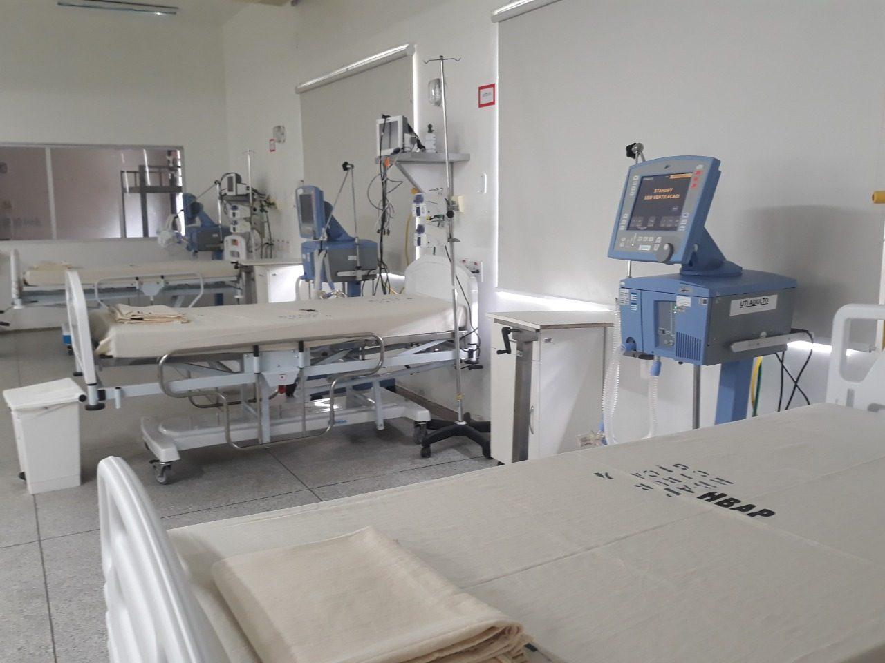 Municípios com leitos de UTI próprios ou locados para o tratamento da Covid-19 poderão evoluir de fase em Rondônia